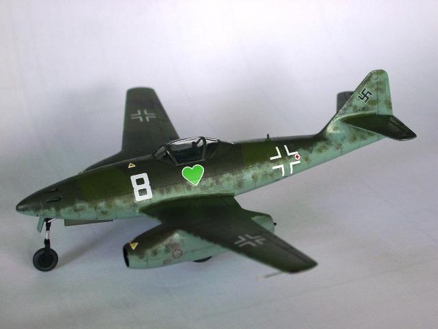 メッサーシュミット Me262の画像 p1_21