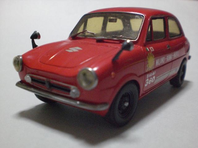 スズキ・フロンテSS LC10型 (LS 1/32)