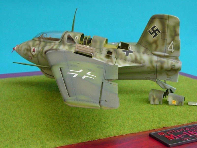ロケット戦闘機Me163Bコメート (...