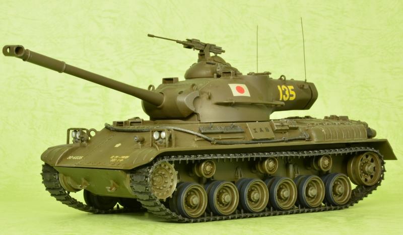 陸上自衛隊 61式戦車 (タミヤ 1/...
