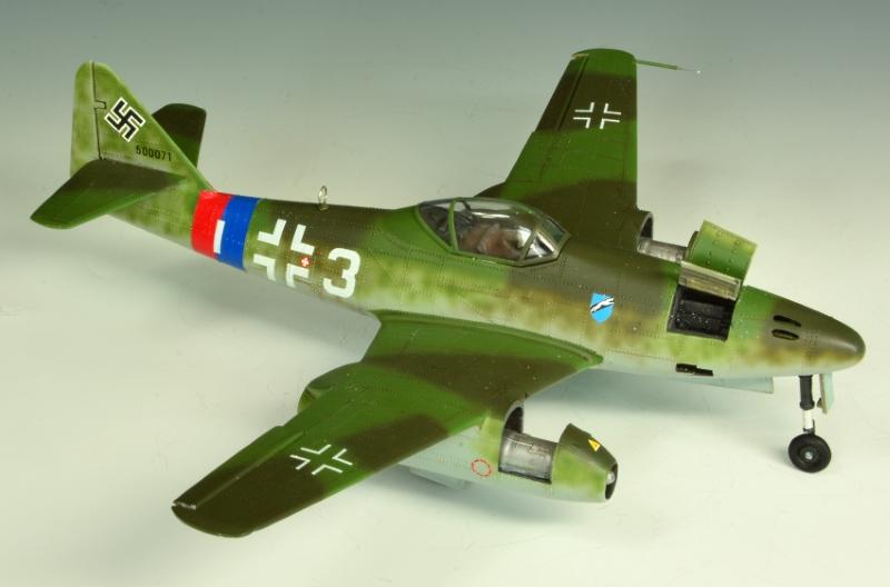 メッサーシュミット Me262 (ニチ...