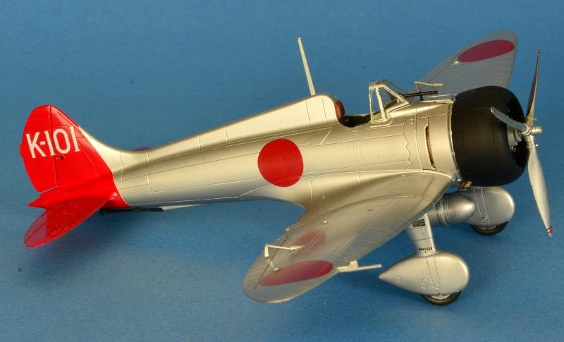 三菱96式4号艦上戦闘機 ( ファインモールド1/48)