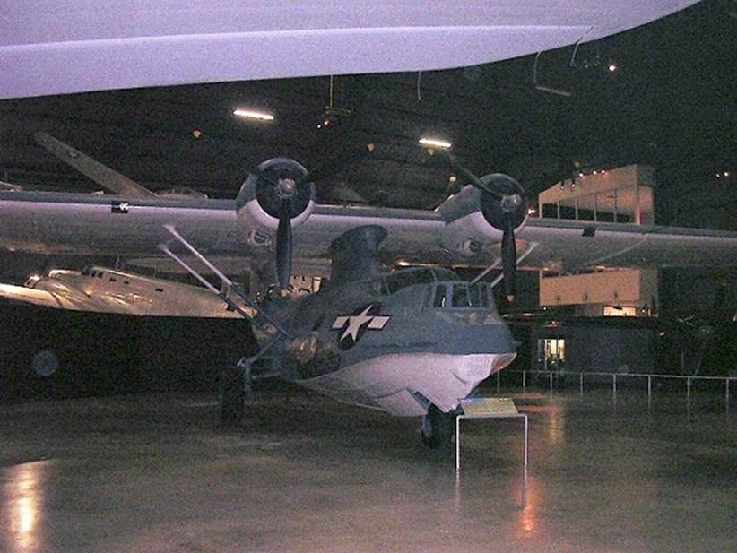 Photo) PBY カタリナ < 博物館...