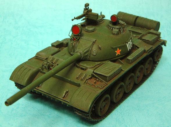 連載 ソ連戦車 第2回 T-54 (トラ...