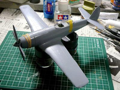 RSモデル1/72 「立川キー94Ⅱ高高度迎撃機」
