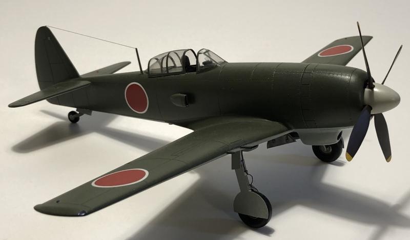 キ94 Ⅱ(ソリッドモデル 1/48)