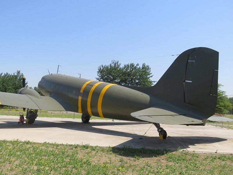 Photo) ロシア版DC-3 リスノフ Li-2<博物館実機写真<2019年9月号