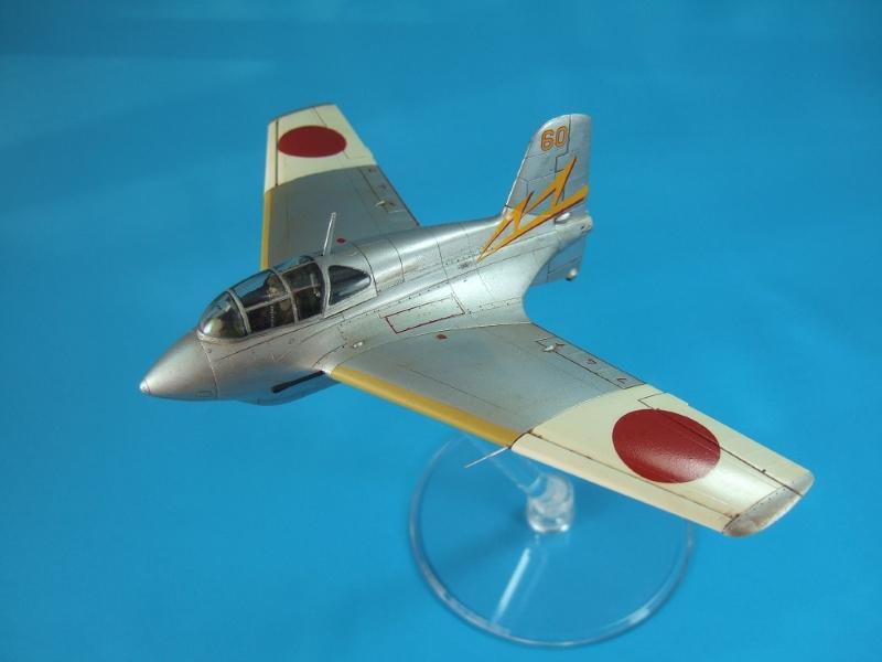 陸軍試作高々度戦闘機 立川キ94 (RSモデル1/72)