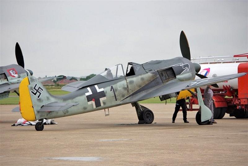Photo) Fw190A-8/N <特集ドイツ<2021年1月号